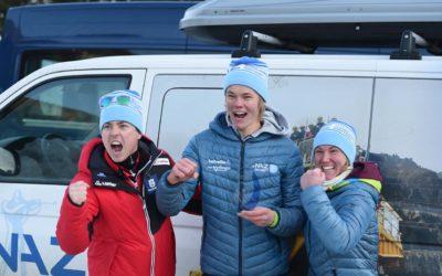 Erfolgreicher Saisonauftakt der NAZ-Biathleten