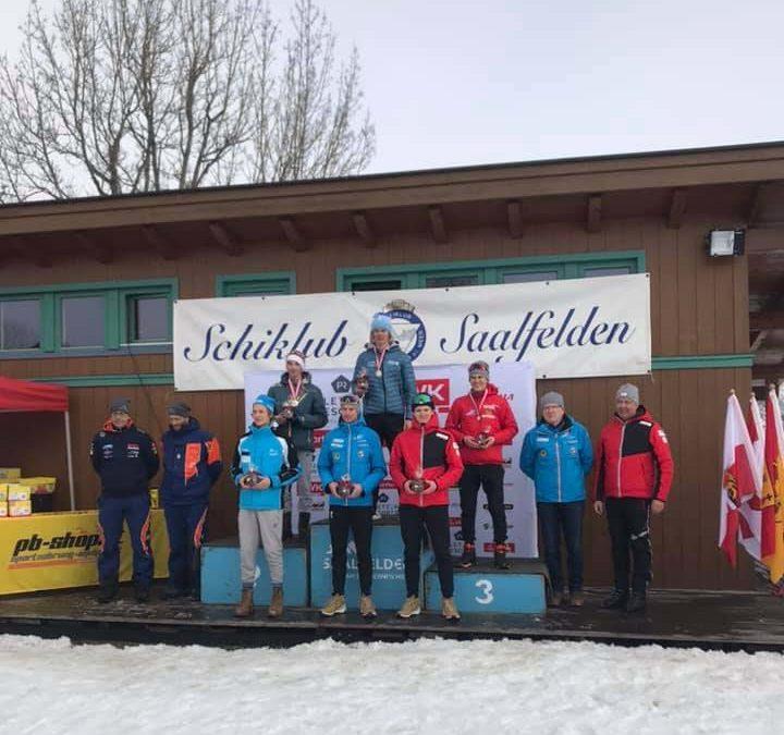 LANGLAUF – Österreichische Meisterschaft Einzel Skating