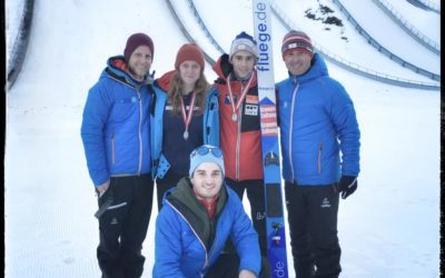 SPRUNGLAUF Österreichische Meisterschaft in Eisenerz 🦅