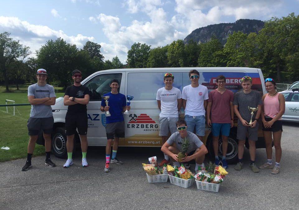 Team LANGLAUF räumt bei NÖ-Tour ab!