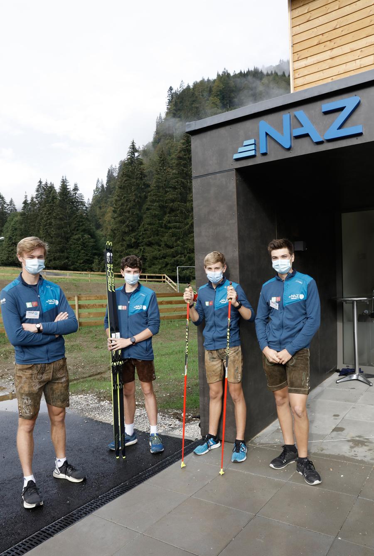 NAZ Sportler Eröffnung 2