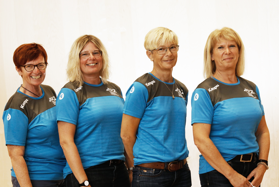 Pädagoginnen-Team