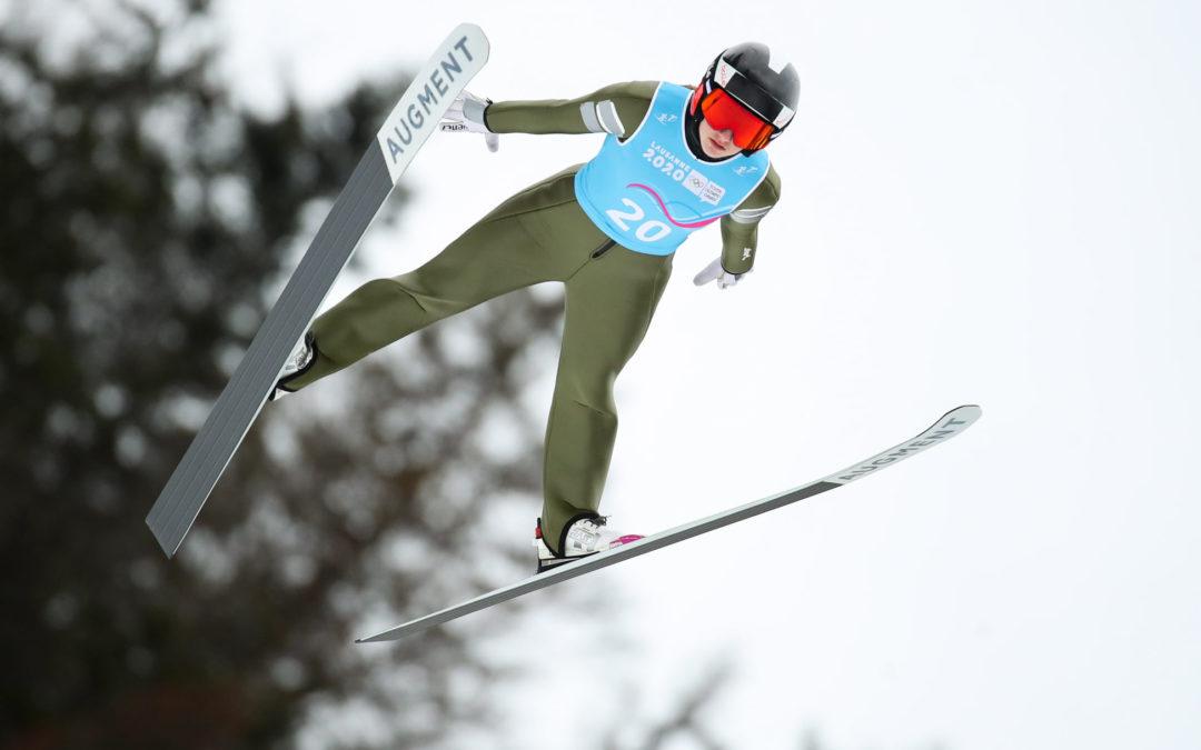 1. Weltcup in der Nordische Kombination der Damen
