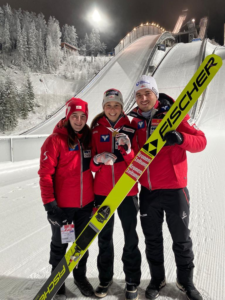 Lisa Eder + Team